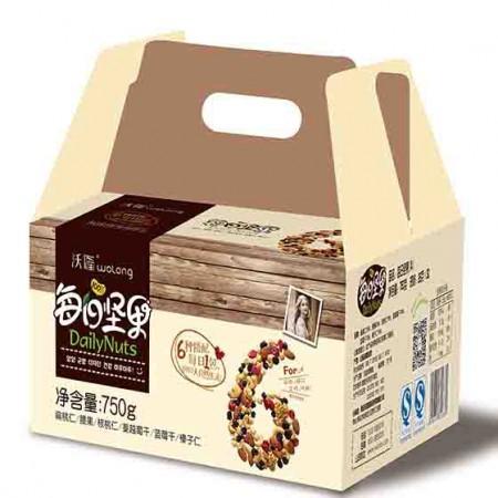 沃隆营养美味组坚果60包
