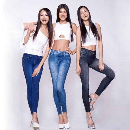 BC名模神美裤三件组